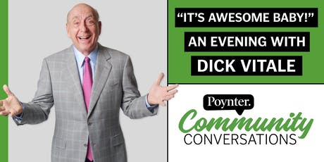 """It's Awesome, Baby!"" An Evening with Dick Vitale tickets"