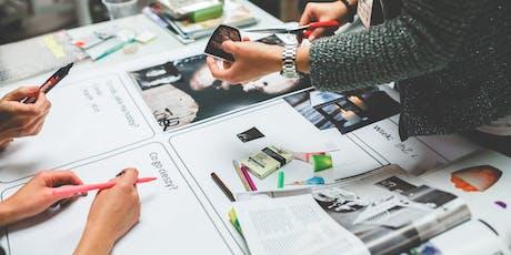 Design & Marketing Advice tickets