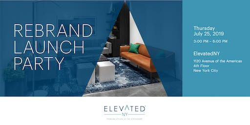 ElevatedNY Brand Launch Party