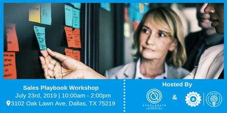 Sales Playbook Workshop  tickets
