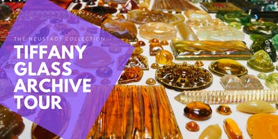 Behind-the-Scenes Tour: Tiffany Glass Archive