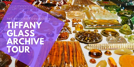Behind-the-Scenes Tour: Tiffany Glass Archive tickets