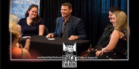 """Astonishment & Wonder"" an Evening of  Magic with David Johnson tickets"