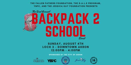 BackPack 2 School Event tickets
