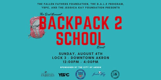 BackPack 2 School Event