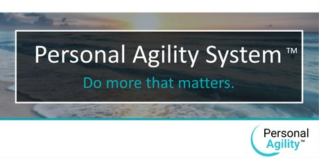 Personal Agility Recognized Practitioner Workshop - St. Petersburg, FL tickets