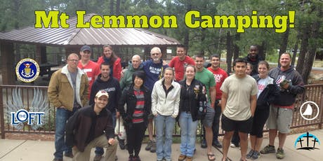 Mt Lemmon Camping and Worship tickets