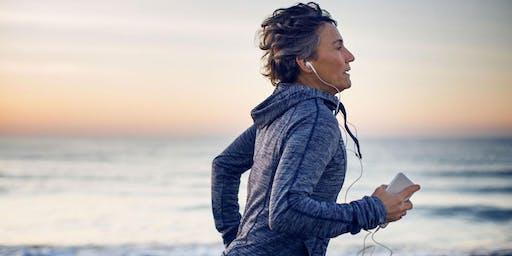 Don't (Meno)Pause: Keep Running After 50