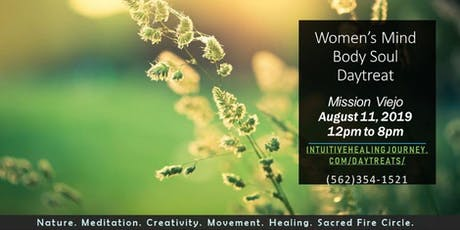 Women's Mind Body Soul Daytreat tickets