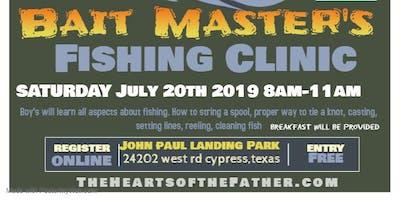Bait Master's Fishing Clinic