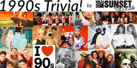 1990s Trivia Night!! (Mission Beach) tickets