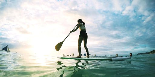 MHWTC Stand Up Paddle Board Party
