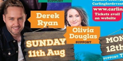 Carlingford Oyster Festival Dance Derek Ryan With Support  Olivia Douglas