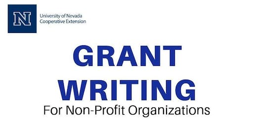 Non-Profit Grant Writing
