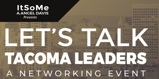 Let's Talk Networking Event