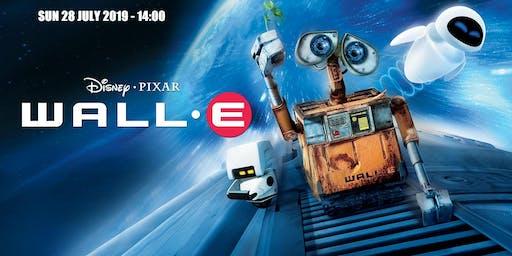 WALL-E (U) at the Folk Hall - Sun 28 July @ 14:00