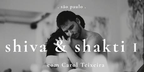 Shiva & Shakti I: tantra para casais [SP] ingressos