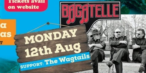 Carlingford Oyster Festival Bagatelle & Support Act The Wagtails