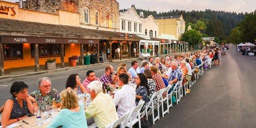 Calistoga Harvest Table 2019 - Calistoga Inn, Restaurant & Brewery