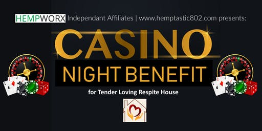 Casino Night benefit for Tender Loving Respite House