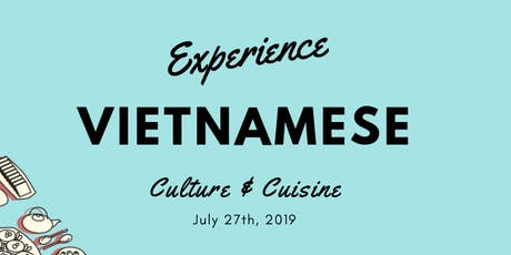 Culture.CLE Dinner Series: Vietnamese  tickets