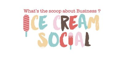 What's the Scoop on Business Ice Cream  Social