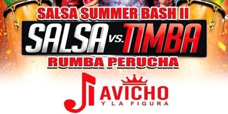 RUMBA PERUCHA - Salsa vs Timba LIVE Bands tickets