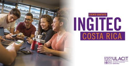 ADMISIONES: INGITEC Costa Rica tickets