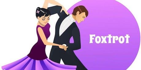 Foxtrot Group Class - 6 Weeks tickets
