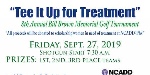 8th Annual Bill Brown Memorial Golf Tournament