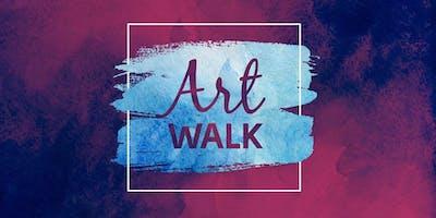 Art Walk at Outlets of Little Rock
