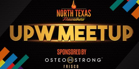 UPW Dallas Meetup tickets