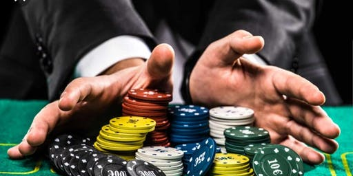 Benefit and Hold'em/Blackjack Tournament
