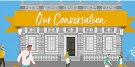 Our Conversation - In person