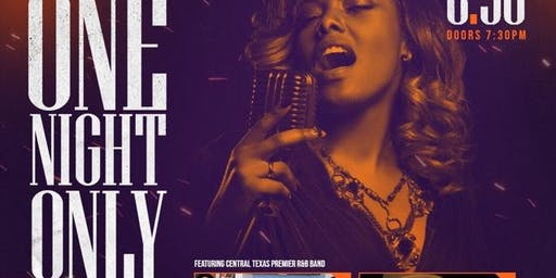Encore Friday 8.30  | Live Band + Special Guest