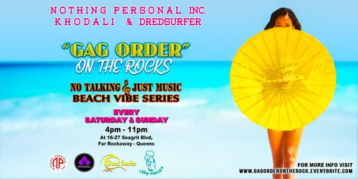 """GAG ORDER"" On The Rock"