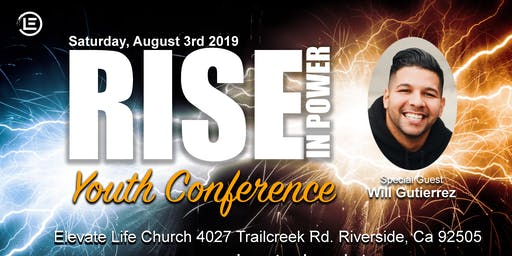 Rise in Power Youth Conference