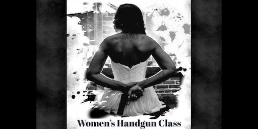 Women's Handgun Class