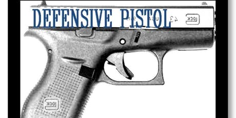Defensive Pistol Class tickets