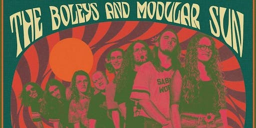 TX Invasion Tour w/ The Boleys / Modular Sun / Huda Akil