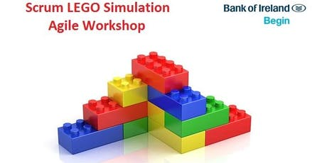 Scrum Lego Simulation, Bank of Ireland Agile Workshop tickets