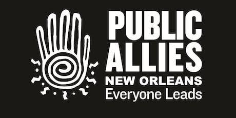 Meet & Greet: Public Allies tickets