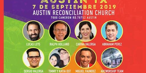 Tour 625 Austin 2019 / Pastores Sanos Crecen