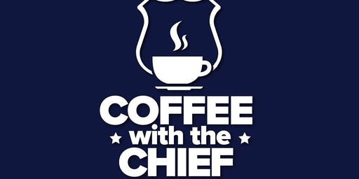 Coffee with the Chief at Outlets of Little Rock