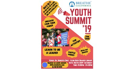 Youth Summit '19 tickets