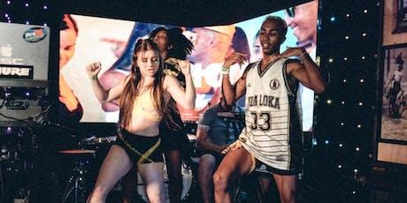 Brazilian Funk Dance Hall Class tickets