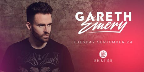 I Love Tuesdays feat. Gareth Emery 9.24.19 tickets