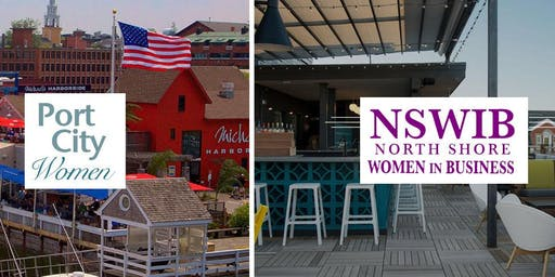 Port City Women Networking Event at Michael's Harborside
