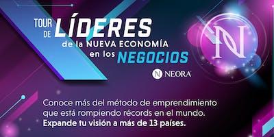 TOUR DE LIDERES DE LA NUEVA ECONOMÍA SALTILLO