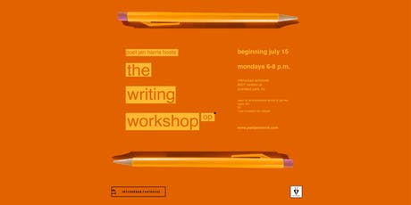 The Writing Workshop OP tickets